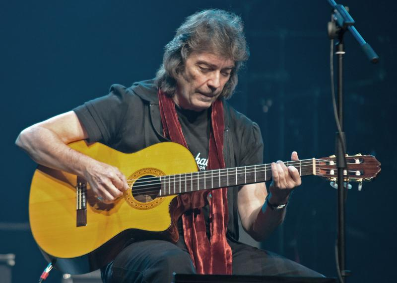Steve Hackett at Casino du Lac Leamy Theatre