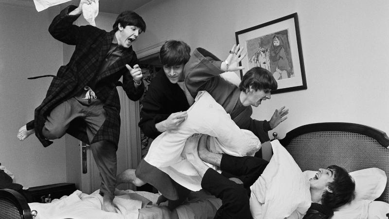 Harry Benson: The Music of The Beatles is Still Terrific
