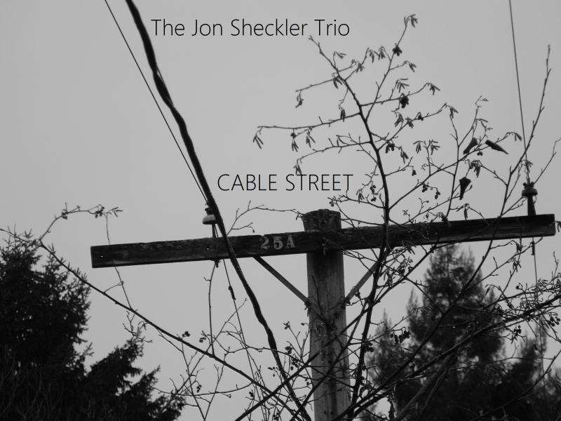 "Jon Sheckler's Debut Album, ""Cable Street"""