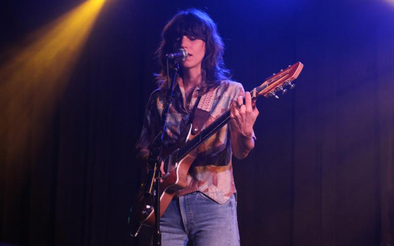 Live From Birmingham: Eleanor Friedberger, Hans-Joachim Roedelius, Weaves & Cavern Of Anti-Matter