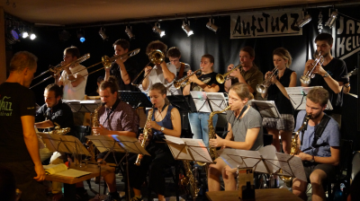 Berlin Jazz Composers Orchestra Jay Jay Be Ce at Hasselwerder Park