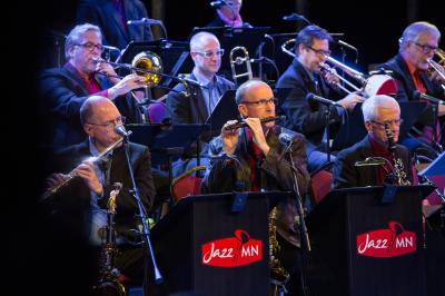 Jazzmn Orchestra Presents