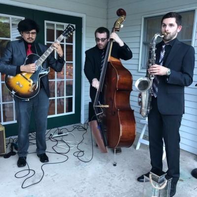 Louis Pettinelli Trio at Chris' Jazz Cafe