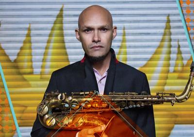 Miguel Zenon Quartet at Da Camera Jazz Series at Wortham Theater Center
