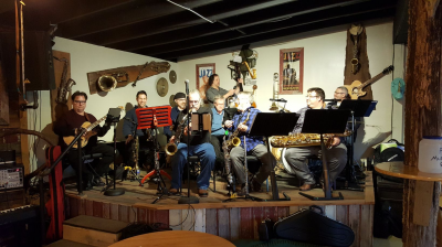 The Altered Nine Nonet at The Brewery At Orange County Hops