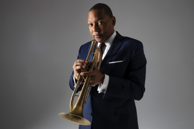 Jazz At Lincoln Center Orchestra Septet With Wynton Marsalis at Savannah Music Festival at Metal Building At Trustees' Garden
