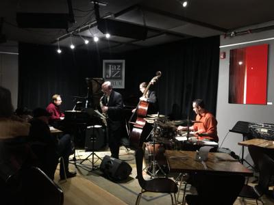 Mauricio De Souza's Bossa Brasil at Jazz Forum