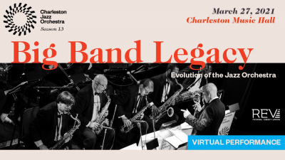 Virtual Performance: Big Band Legacy – Evolution Of The Jazz Orchestra at Virtual Performance