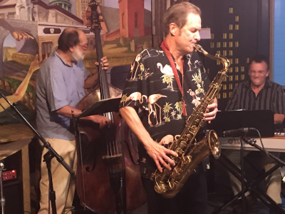 Dave Wilson Trio at The Belvedere Inn