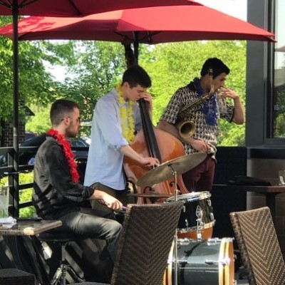 Aaron Zachary Trio Every Friday at Parkers' American Restaurant And Bar