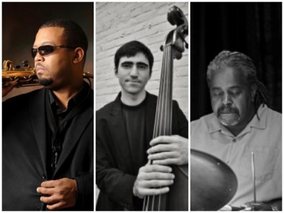 Craig Alston, Blake Meister and Eric Kennedy: Live Streaming Concert at An Die Musik Live