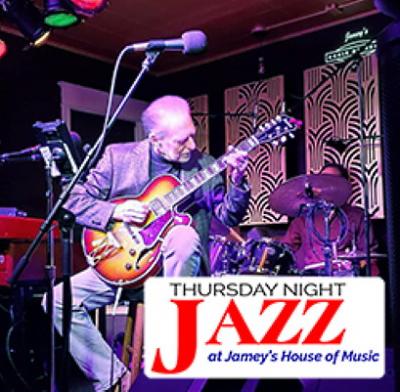 David Reiter Trio at Jamey's House Of Music