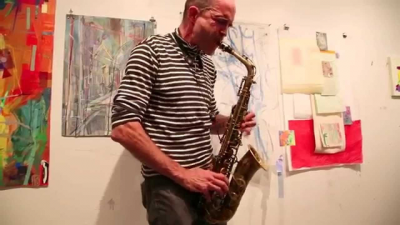 """Rob Brown Trio: Prime Lower """"Downtown"""" NY Musicians at Lilypad"""