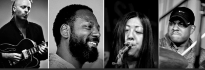 Jazz Poetry Month: Yoko Suzuki Quartet