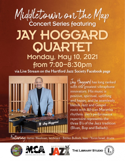 Jay Hoggard Quartet at The Library Studio
