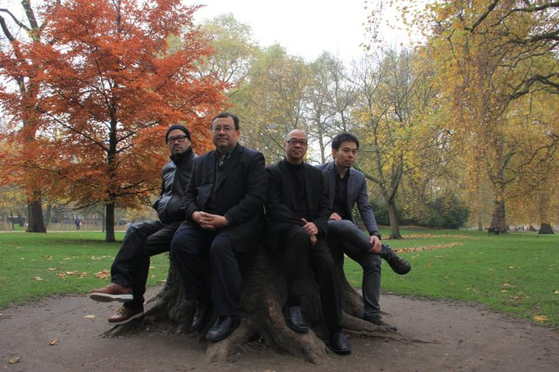 On The Road With The Asian Jazz All-Stars Power Quartet