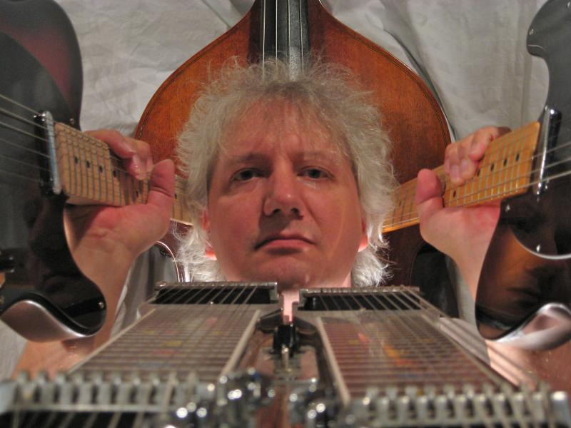 Norm Zocher: Cambridge, MA, December 6, 2011