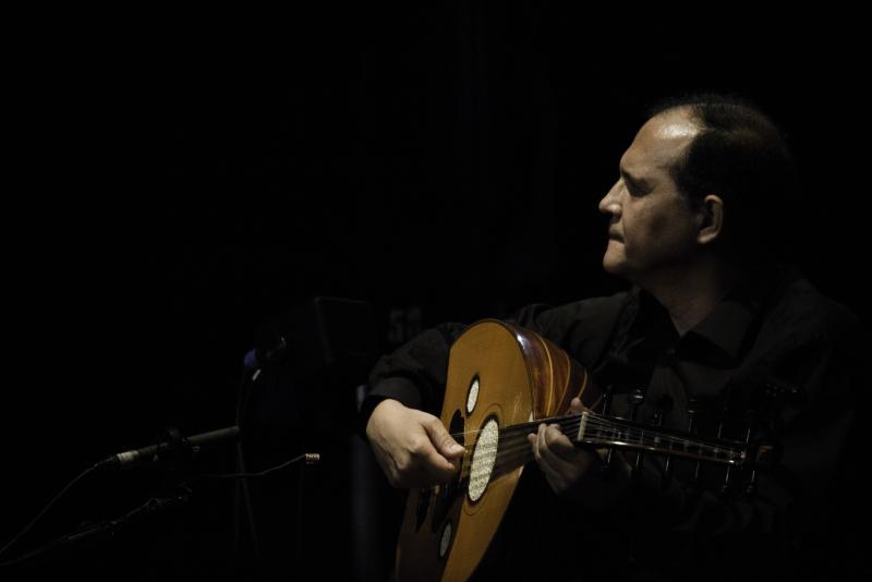 Anouar Brahem at Jazzablanca Festival 2015