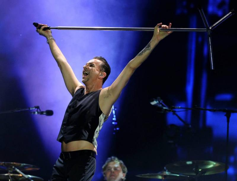 Depeche Mode: Belgrade, Serbia, May 19, 2013