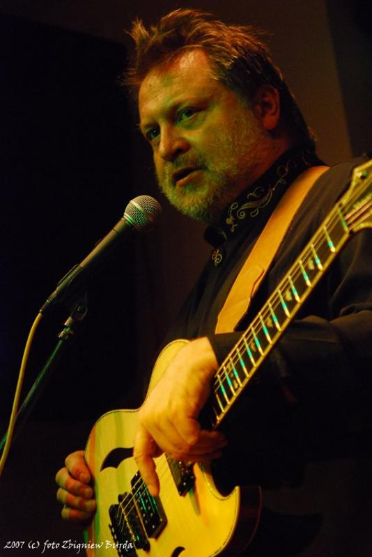 Polish Jazz Guitar Master Jarek Smietana Passed Away On September 2, 2013