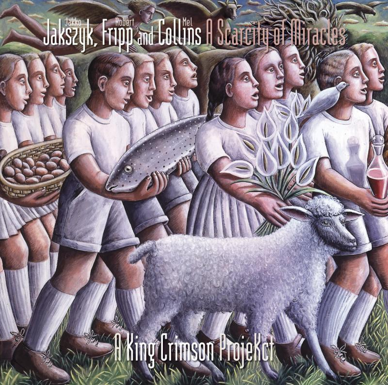 Jakko Jakszyk, Robert Fripp and Mel Collins to release new King Crimson ProjeKct