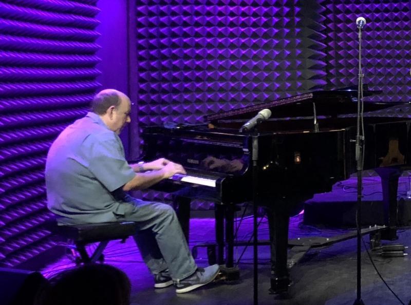 Bob Patin Trio at Elephant Room