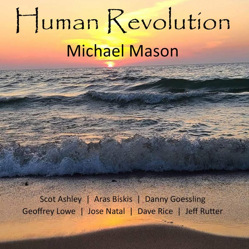 AVG Records Announces the release of 'Human Revolution' By flutist Michael Mason