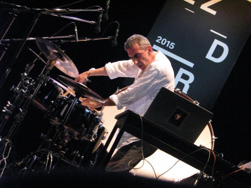 Jazzdor Strasbourg 2015