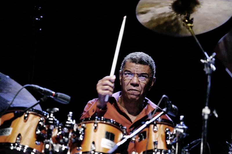 Jack DeJohnette: Painting With Sticks