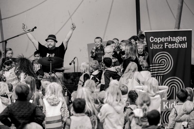 Jazz for Kids: Copenhagen Jazz Festival
