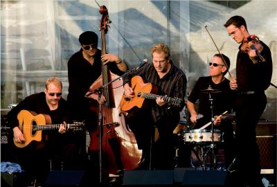 John Jorgenson Quintet at Seven Degrees