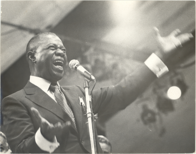 Louis Armstrong International Continuum at Columbia University