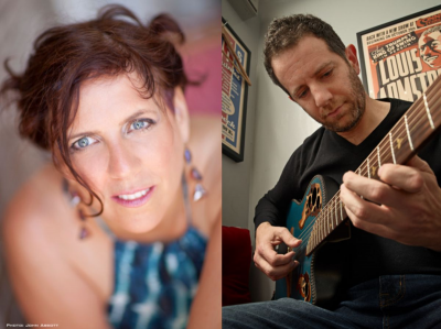 Jazz Vocal Workshop with Kate McGarry and Keith Ganz at California Jazz Conservatory