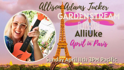 Allison Adams Tucker's Alliuke: April In Paris at Youtube Worldwide