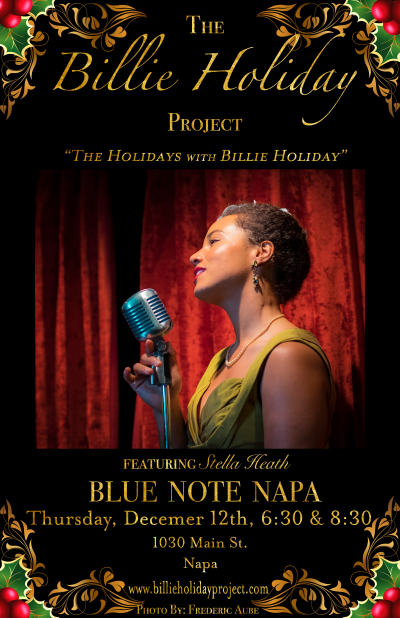 The Billie Holiday Project at Blue Note Napa