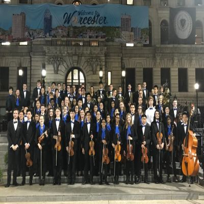 Worcester Youth Orchestra Spring 2021 Auditions at Online