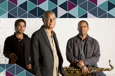 DeJohnette * Coltrane * Garrison at Da Camera Jazz Series at Wortham Theater Center