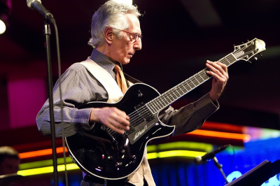 Pat Martino Tribute Fundraiser at Chris' Jazz Cafe
