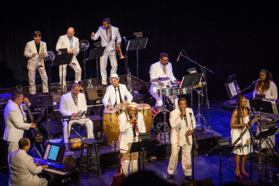 Afro-cuban All Stars at Tucson Jazz Festival at Rialto Theatre