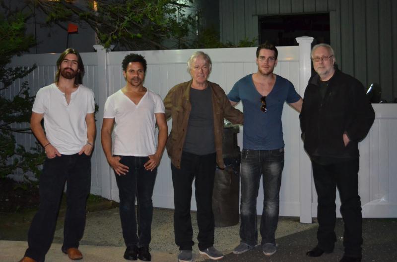 The Yardbirds & Dave Mason: Westbury, NY, September 9, 2011