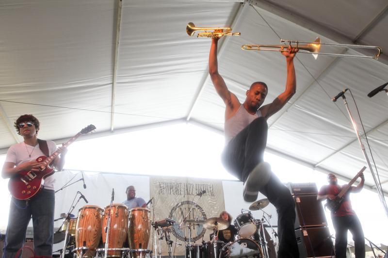 Newport Jazz Festival 2011, 4-7 de agosto