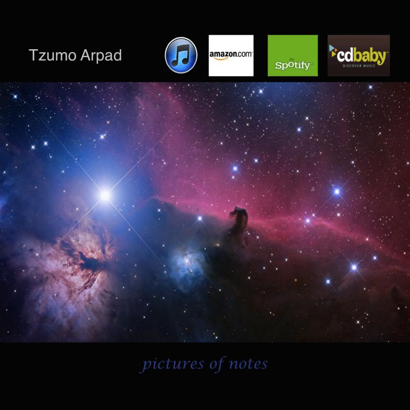Album Pictures Of Notes by Tzumo Arpad