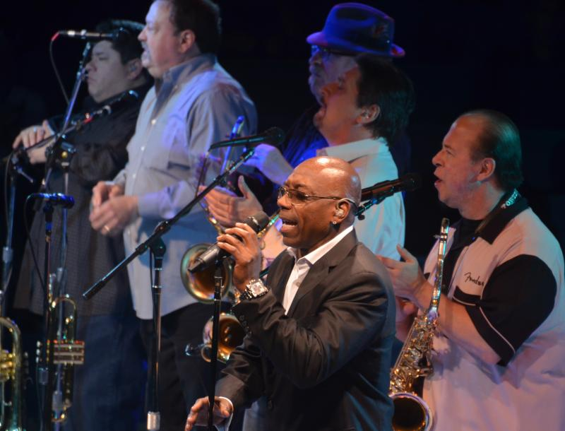 Tower Of Power With Special Guests War: Westbury, NY, April 18, 2012