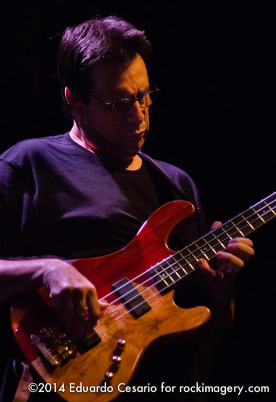 Bass Guitar Virtuoso Jeff Berlin To Tour Europe Fall 2014