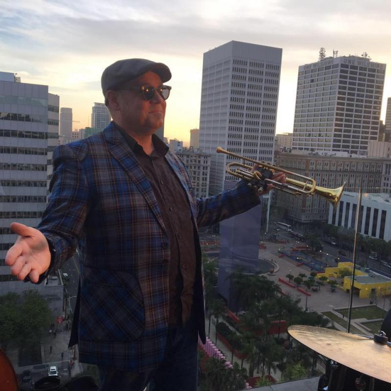 Los Angeles Based Trumpeter Brian Swartz Starts Indiegogo Campaign