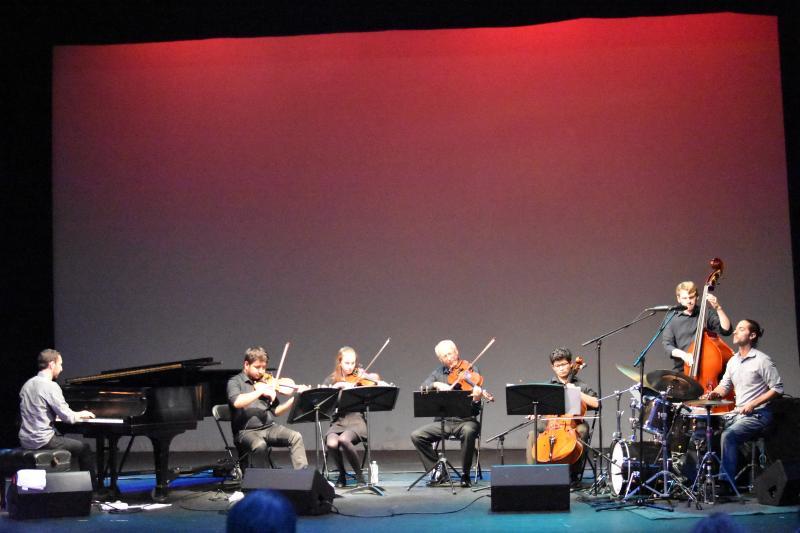 Danny Green Trio Plus Strings at Heckscher Park
