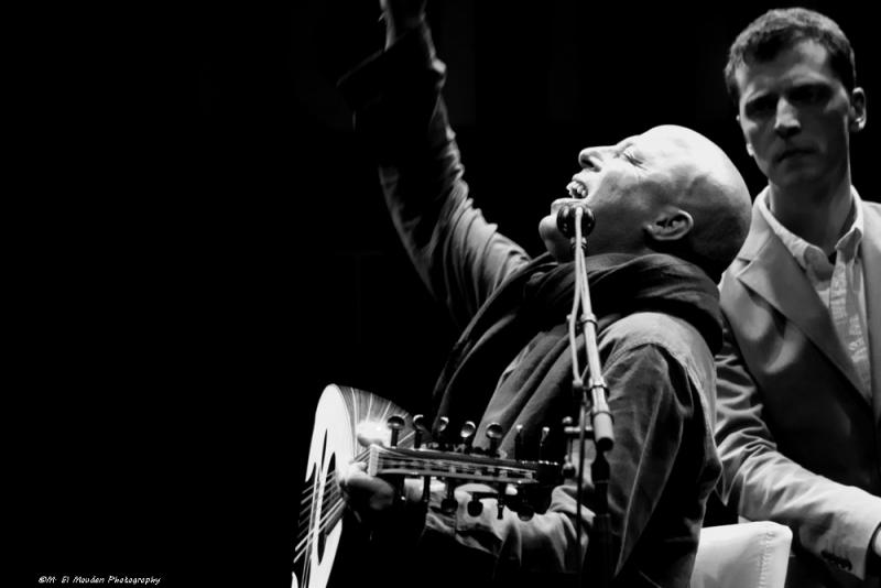 Dhafer Youssef: Casablanca, Morocco, April 1, 2013