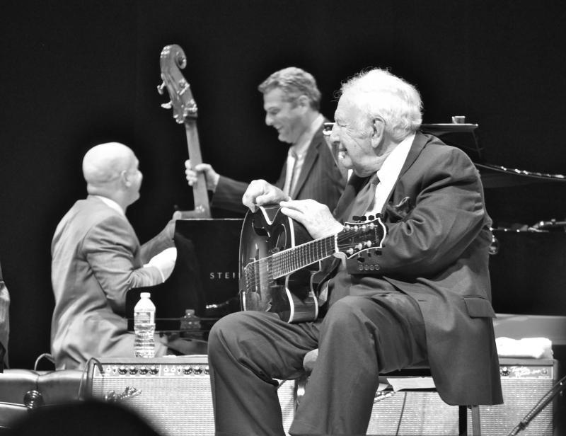 John (and Bucky) Pizzarelli: First CD with Paul McCartney