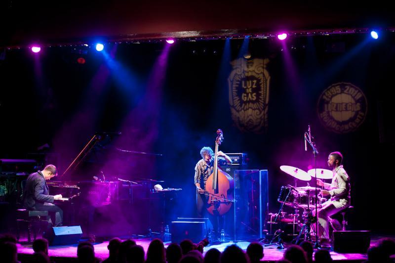Vijay Iyer Trio y Rudresh Mahanthappa Samdhi en el 43 Voll-Damm Festival Internacional de Jazz de Barcelona