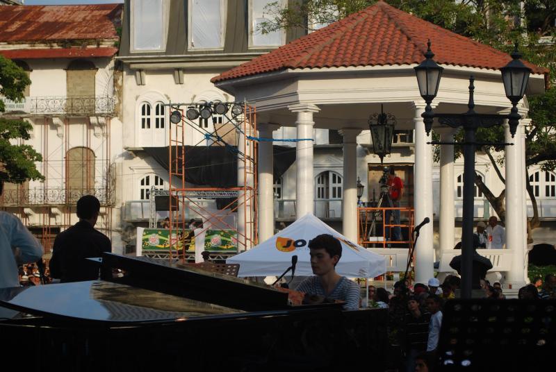 Panama Jazz Festival: January 10-15, 2011